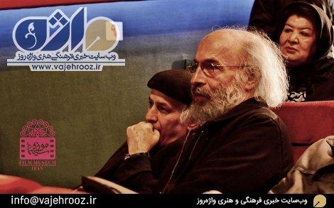 شبِ «خسرو معصومی» در موزه سینمای ایران