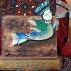 نمادهای بومی در تندیس جشنواره تئاتر مازندران