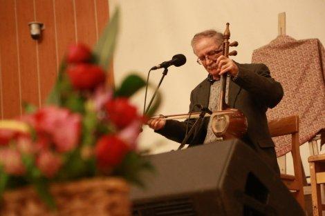 اجرای زنده استاد علی اکبر شکارچی در آمل