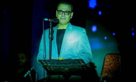 کنسرت علیرضا قربانی در ساری، اجرای قطعه زیبای «ارغوان»