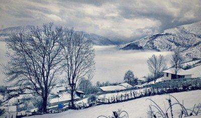 فصل سرما و جشن حفاران اشیای عتیقه در روستاهای کوهستانی