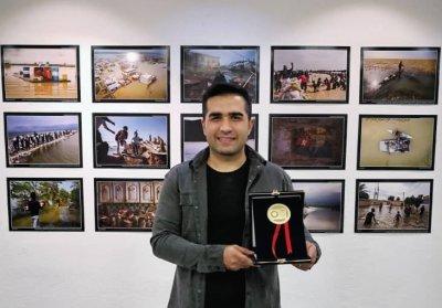 درخشش عکاس مازندرانی در جشنواره ملی عکس خبری مطبوعاتی