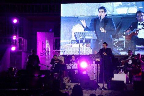 کنسرت «سالار عقیلی» در ساری-چهارم دی