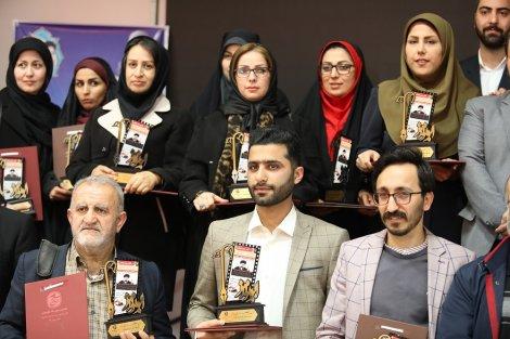 اختتامیه نخستین جشنواره رسانه ای ابوذر مازندران