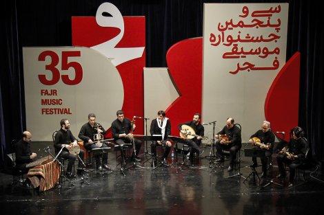اجرای «همنوازان فاخته» در جشنواره موسیقی فجر