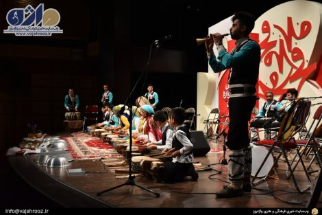 گروه «آوای تبری» در جشنواره موسیقی فجر