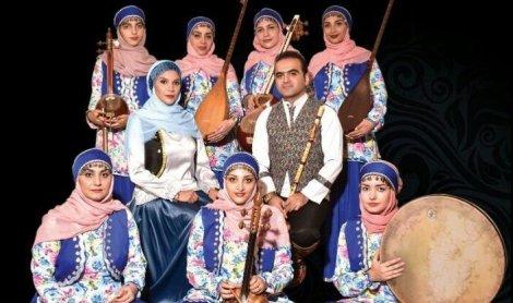 تیزر معرفی گروه موسیقی «آیشم» در سی و پنجمین جشنواره موسیقی فجر