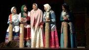 نمایش «گرگ دختر» اثری بومی با نگاهی به مسائل اجتماعی است