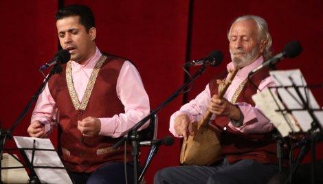 اجرای گروه موسیقی کایر در جشنواره موسیقی فجر مازندران