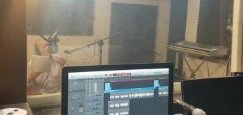 پشت صحنه ضبط و تهیه آلبوم «موسیقی مازندرانی «چِم»