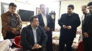 استاندار مازندران از استاد «ابوالحسن خوشرو» عیادت کرد