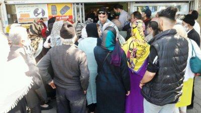 تداوم شلوغی دفاتر پیشخوان دولت در برخی مناطق مازندران