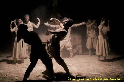 برگزیدگان نخستین جشنواره عکس تئاتر مازندران معرفی شدند