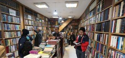 طرح «بهارانه کتاب»؛ در جای خالی نمایشگاه کتاب تهران
