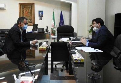 تالار مرکزی ساری محور گفت و گوی نماینده مجلس و مدیرکل فرهنگ و ارشاد
