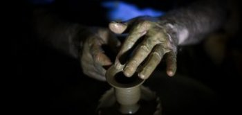 «نقش بر گِل» در سلیمآبادِ مازندران