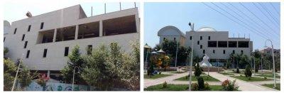 مازندرانیها در انتظار تکمیل کتابخانه مرکزی استان