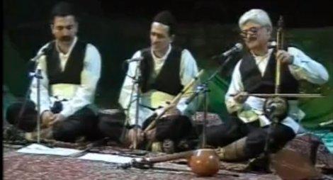 موسیقی آوازی مازندران