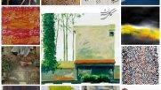 62 اثر در افتتاحیه 100 اثر 100 هنرمند به فروش رسید