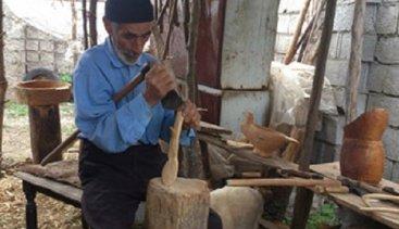 لاکتراشی، هنر فراموششدهی مازندران