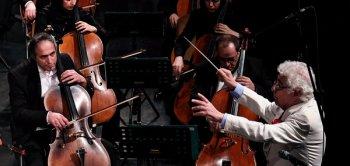 اجرای «مکن ای صبح طلوع» توسط  ارکستر سمفونیک البرز