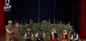 اجرای ترانه زیبای «یاریار» از گروه شواش