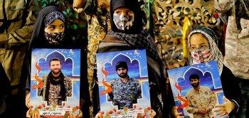 استقبال مردمی از شهدای مدافع حرم