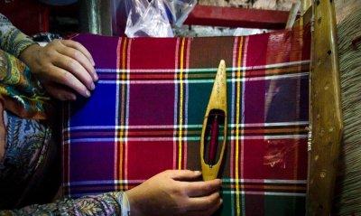 صنعت نساجی سنتی مازندران