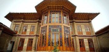 عمارت فاضلی،عمارتی با معماری خاص قاجاری