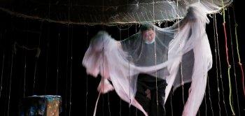 نمایش ونوشه برگزیده جشنواره تئاتر مازندران