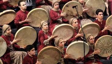 رتبه سوم مازندران در جشنواره ملی نوای وحدت
