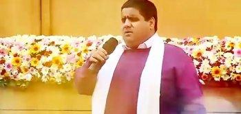 صالح شمس خواننده روشندل مازندرانی، درگذشت