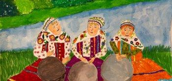 آثار راهیافته به مرحله نهایی مسابقه نقاشی و طراحی «مهرآوا»