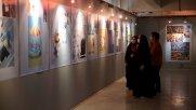 ستارگان جهانی هنر ایران در جشنواره هنرهای تجسمی فجر