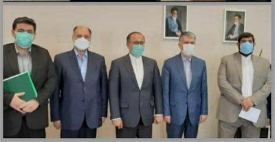 دیدار نمایندگان فرهنگی بابل با وزیر فرهنگ و ارشاد اسلامی