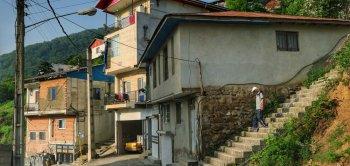 پلهها جاذبه گردشگری پلسفید