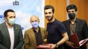 مراسم تجلیل از برگزیدگان جشنواره موسیقی جوان برگزار شد