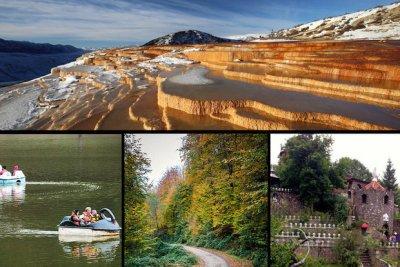 چالشهای صنعت گردشگری مازندران