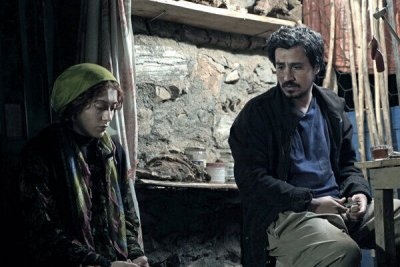 میلاد منصوری جایزه جشنواره فیلم آمریکای جنوبی را برد