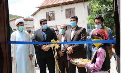 فرهنگسرای کیاسر با حضور مدیرکل فرهنگ و ارشاد اسلامی استان افتتاح شد