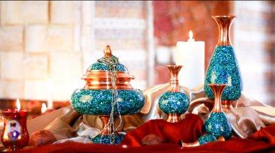 میراثفرهنگی، گردشگری و صنایعدستیایران، در اکسپوی دبی معرفی شد