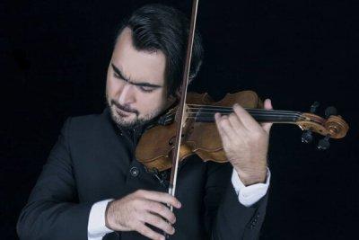 حضور امین غفاری،نوازنده ویولن در فستیوال«خاورمیانه»