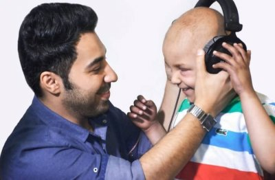 قطعه «رویای سپید» برای کودکان سرطانی،برنده فستیوال بینالمللی شد