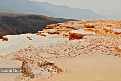 چشمه باداب سورت، یکی از جاذبه های گردشگری استان مازندران