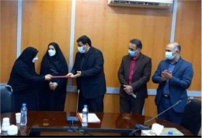 کبری خلیلی به عنوان سرپرست اداره فرهنگی ارشاد منصوب شد