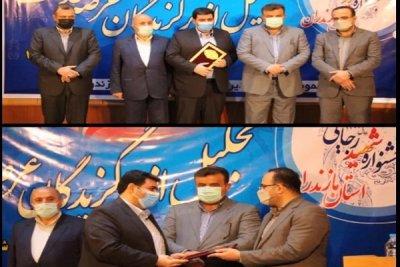 فرهنگ ارشاد اسلامی مازندران به عنوان دستگاه اجرایی برتر در جشنواره شهید رجایی انتخاب شد