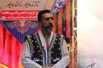 مهدی روحی به عنوان دبیر دومین جشنواره نقالی (سیمرغ) استان مازندران منصوب شد