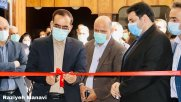 افتتاحیه نمایشگاه بزرگ خوشنویسی درشهرستان ساری