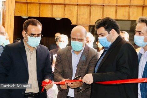 گزارش تصویری از افتتاحیه بزرگ نمایشگاه خوشنویسی «صفحه مشق»  درشهرستان ساری